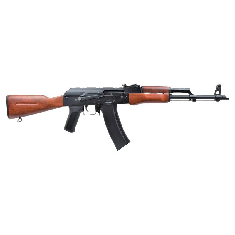 dboys electric rifle ak 74 real wood 4783w