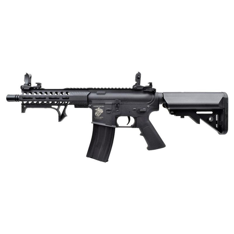 dboys electric rifle m4 8 polymer version black 7301 1