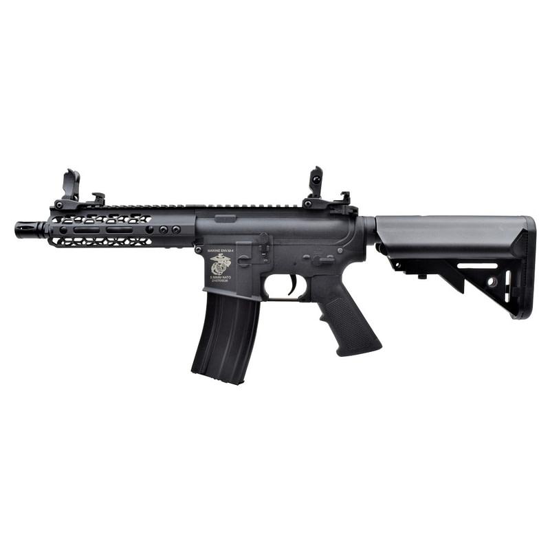 dboys electric rifle m4 7 polymer version black 1901 1