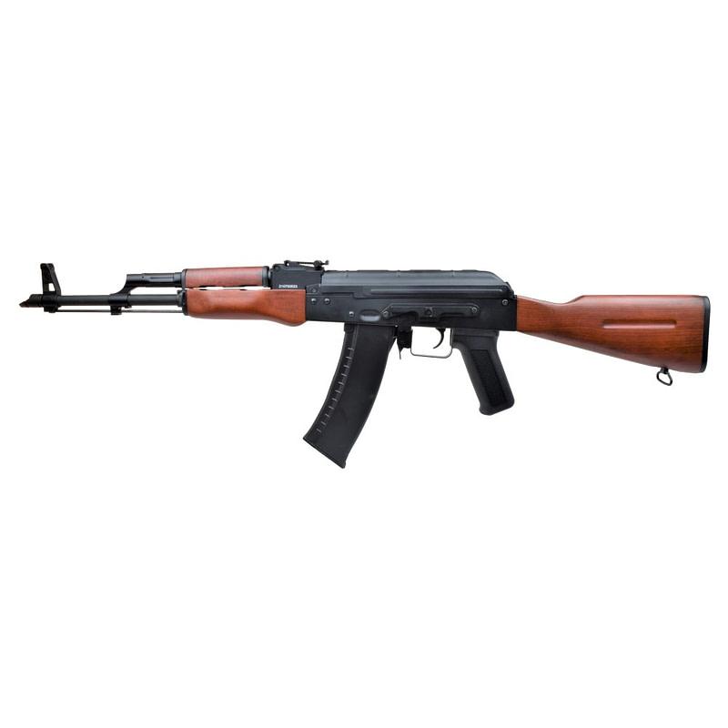 dboys electric rifle ak 74 real wood 4783w 1