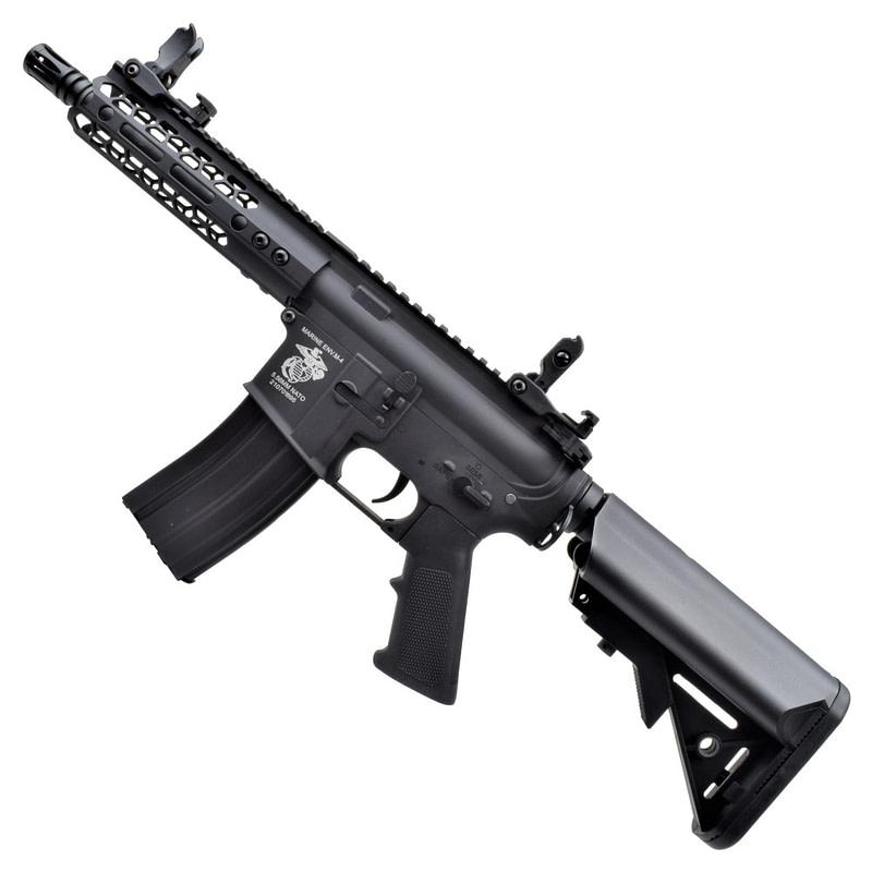dboys electric rifle m4 7 metal version black 1901m 3