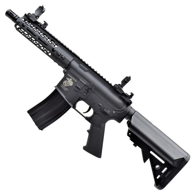 dboys electric rifle m4 7 polymer version black 1901 3