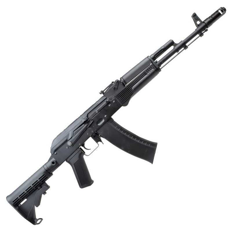 dboys electric rifle ak 74 black 4783k 2