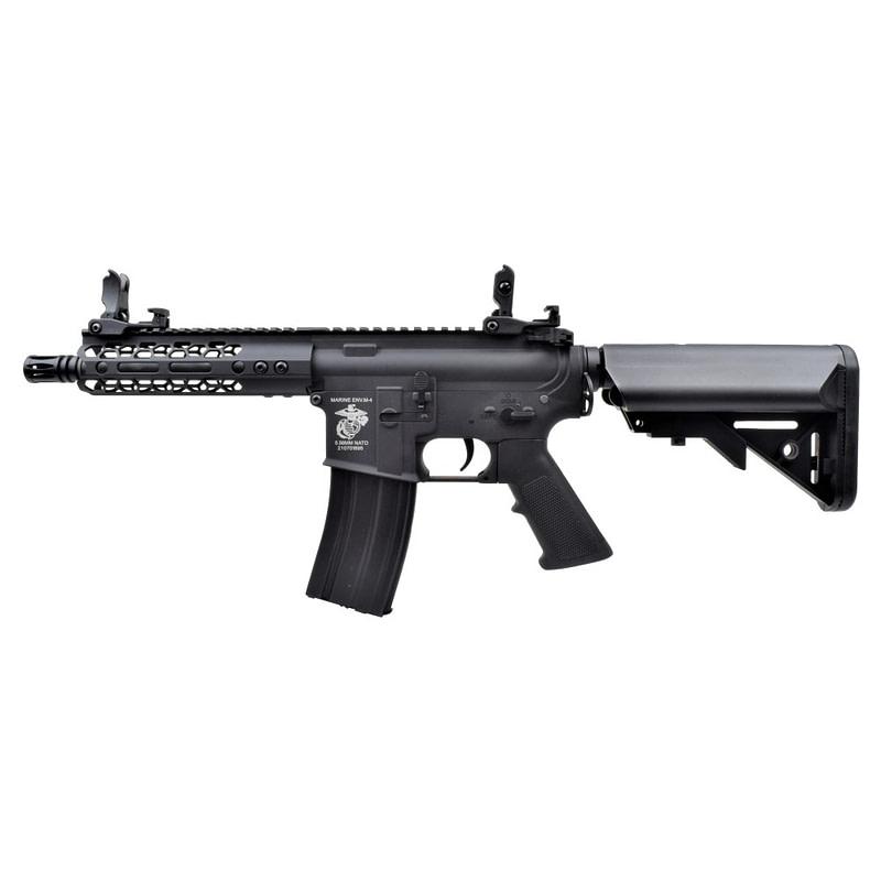 dboys electric rifle m4 7 metal version black 1901m 1