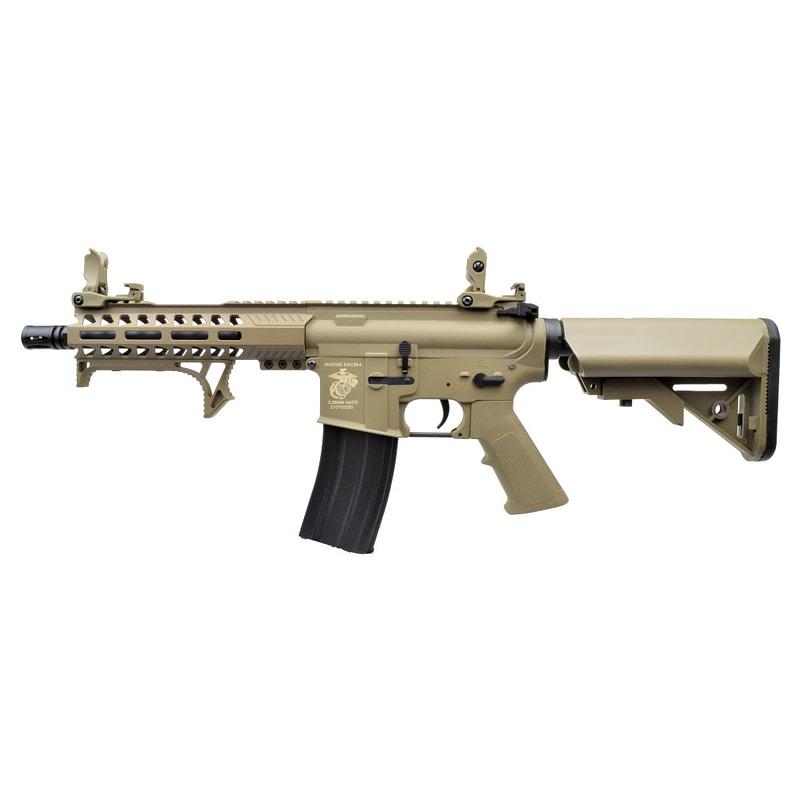 dboys electric rifle m4 8 polymer version dark earth 7301 t 1