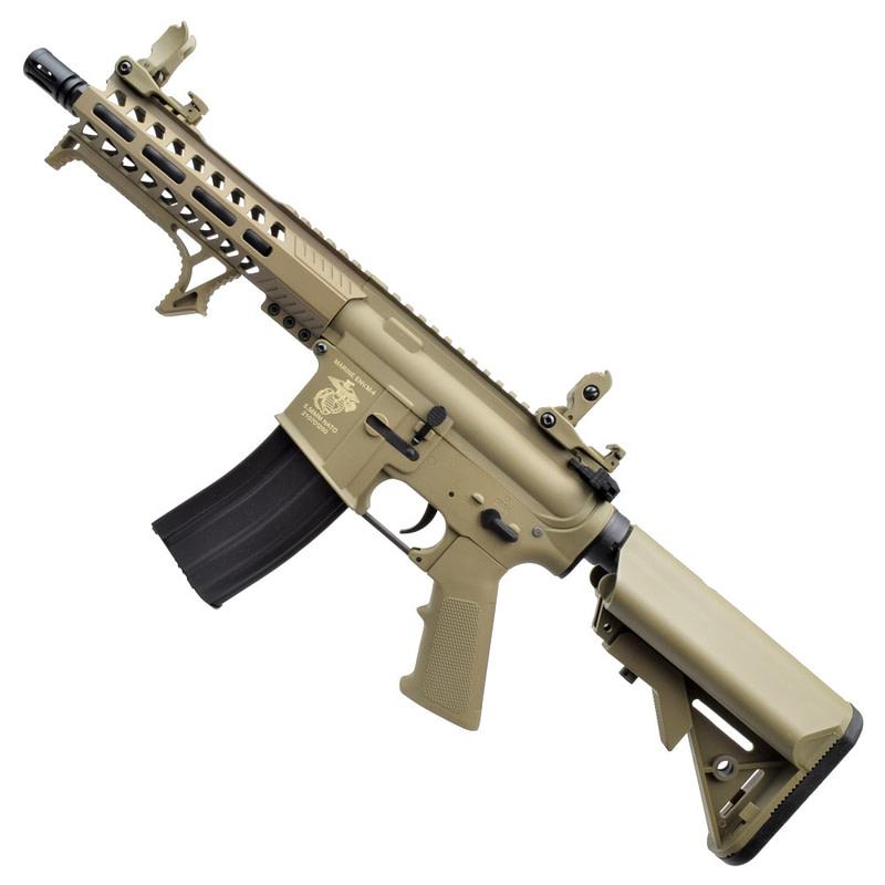 dboys electric rifle m4 8 polymer version dark earth 7301 t 3