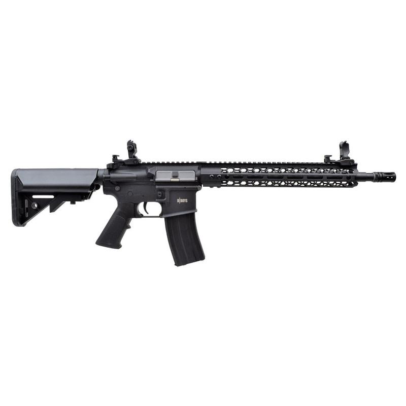 dboys electric rifle m4 125 polymer black 1903