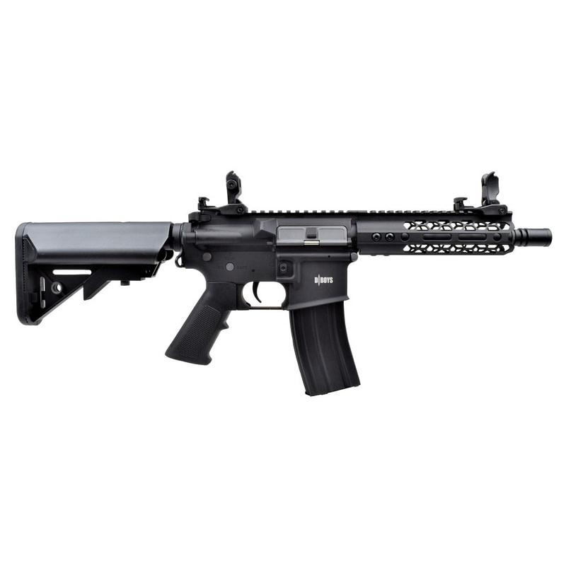 dboys electric rifle m4 7 metal version black 1901m