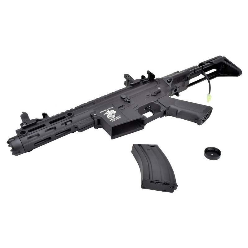 dboys electric rifle m4 pdw black 1131 4