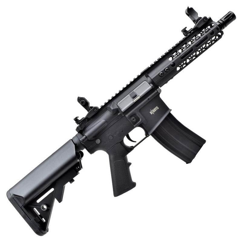 dboys electric rifle m4 7 polymer version black 1901 2