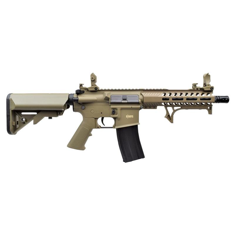 dboys electric rifle m4 8 polymer version dark earth 7301 t