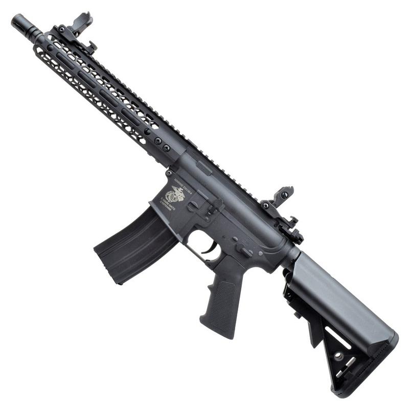 dboys electric rifle m4 10 polymer version black 1902 2