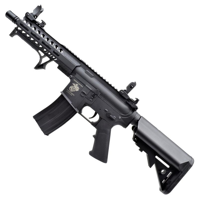 dboys electric rifle m4 8 polymer version black 7301 3