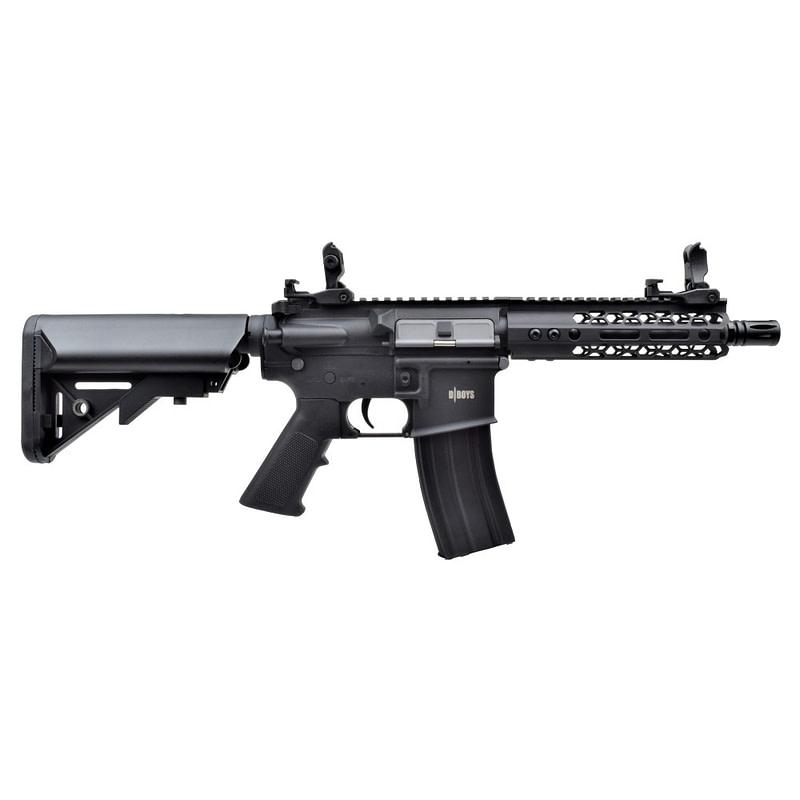 dboys electric rifle m4 7 polymer version black 1901