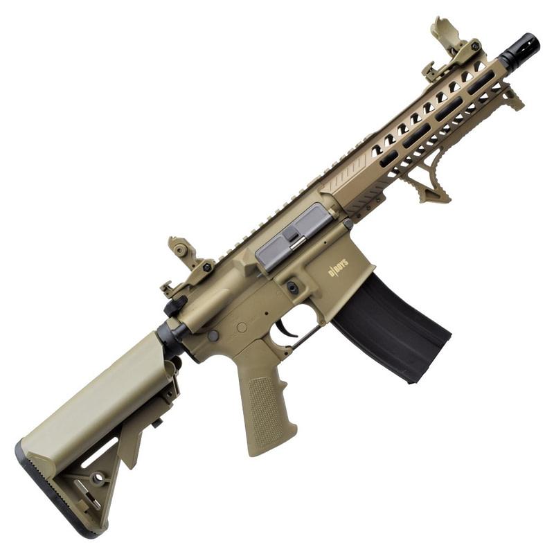 dboys electric rifle m4 8 polymer version dark earth 7301 t 2