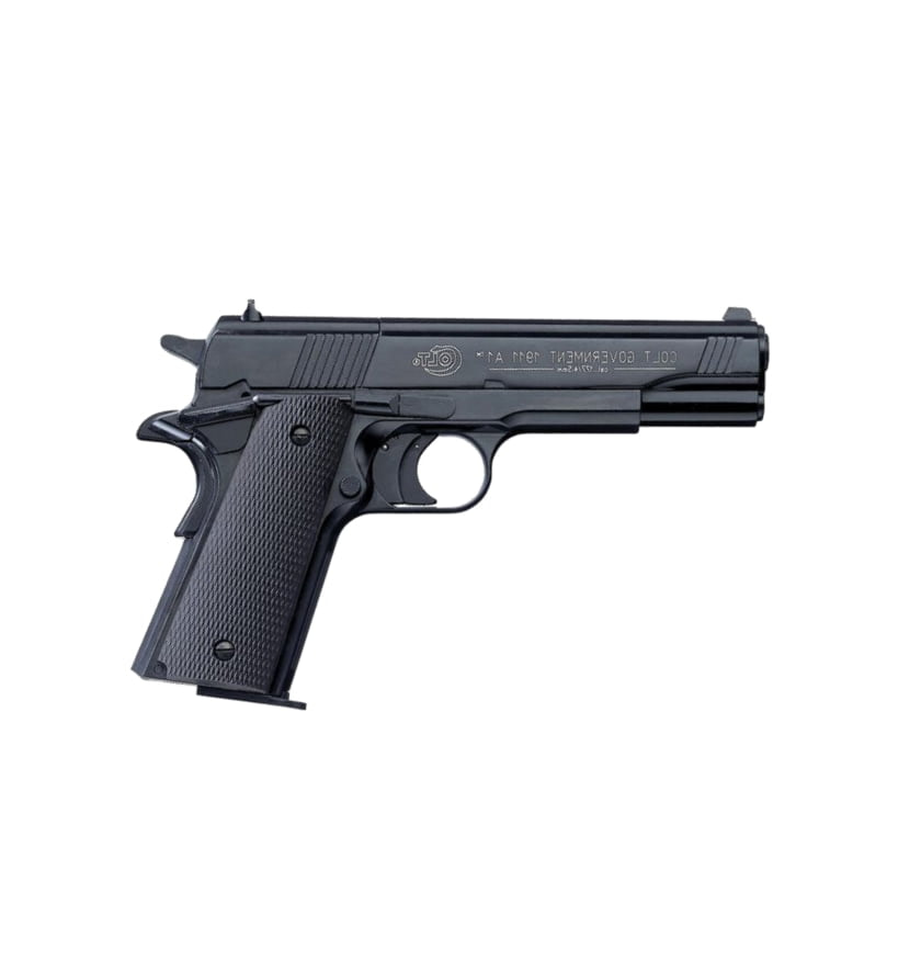 Tienda de armas cortas o pistolas de aire comprimido