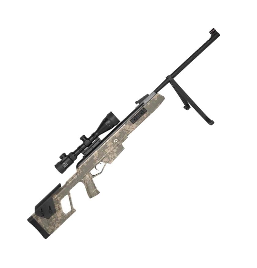 Venta de armas largas de aire comprimido