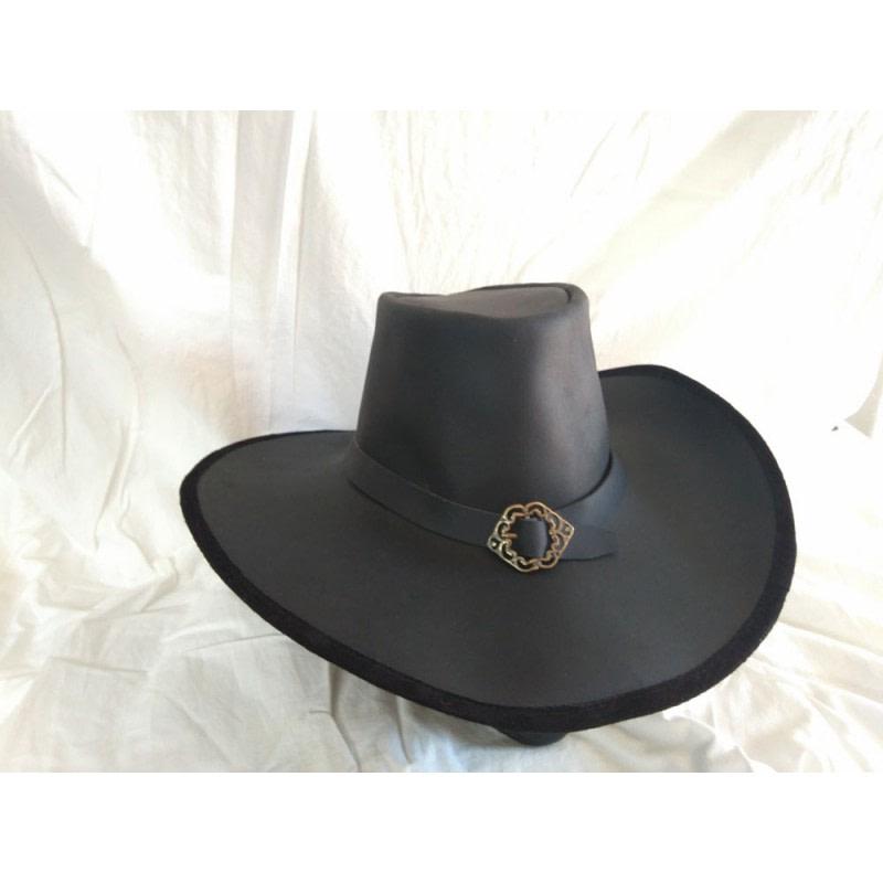 sombrero siglo xvii ala ancha 2