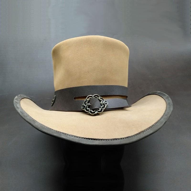 sombrero chistera steampunk