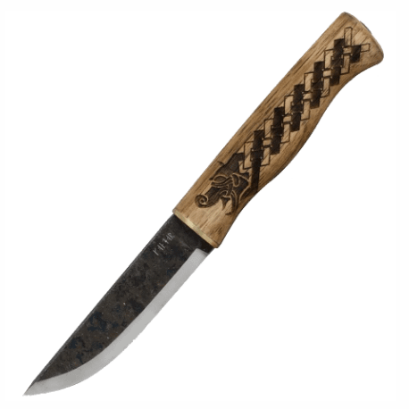 Tienda de cuchillos antiguos, históricos, cuchillos vikingos