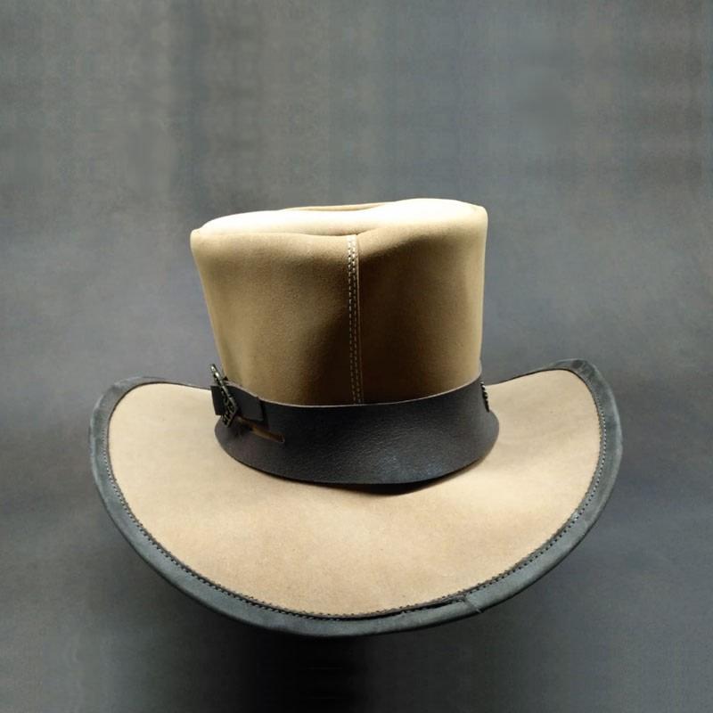 sombrero chistera steampunk 2