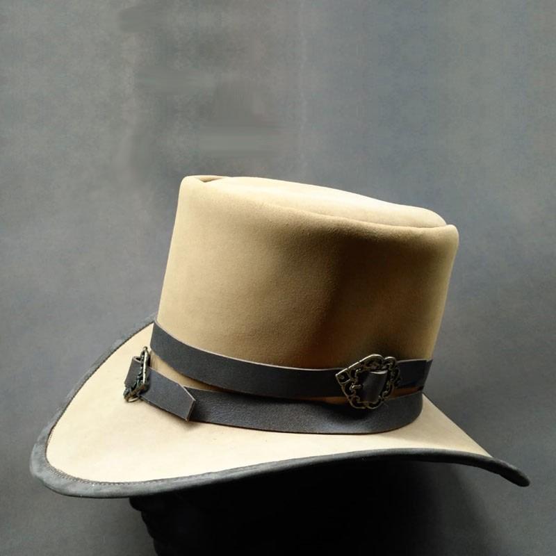 sombrero chistera steampunk 1