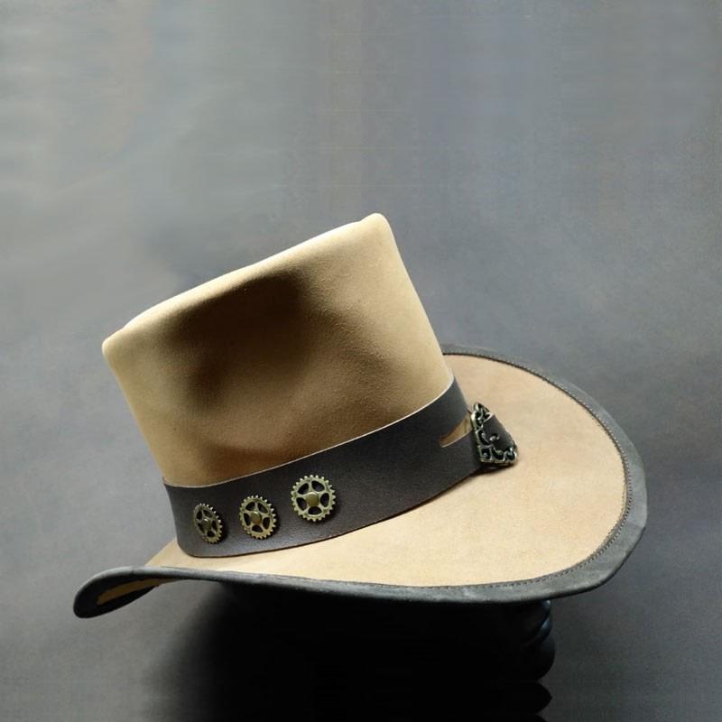 sombrero chistera steampunk 4