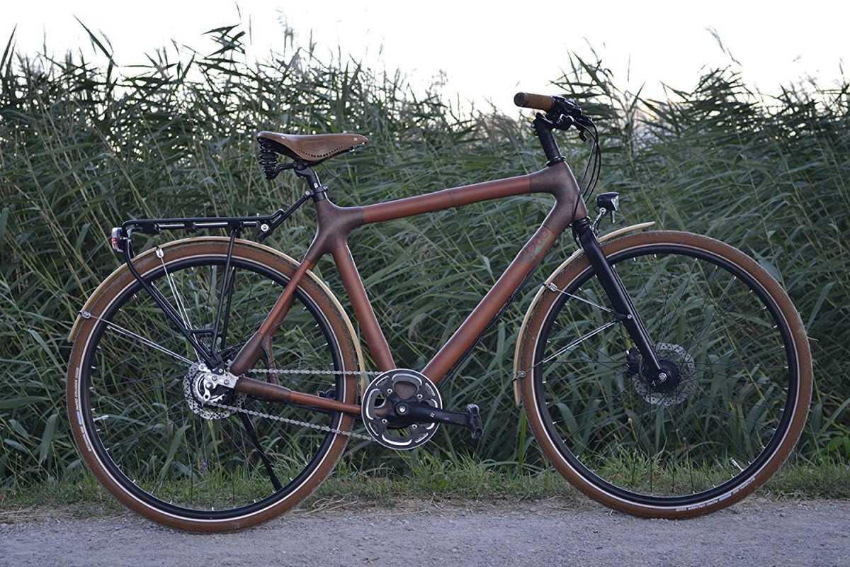 mejor bicicleta de bambú en venta