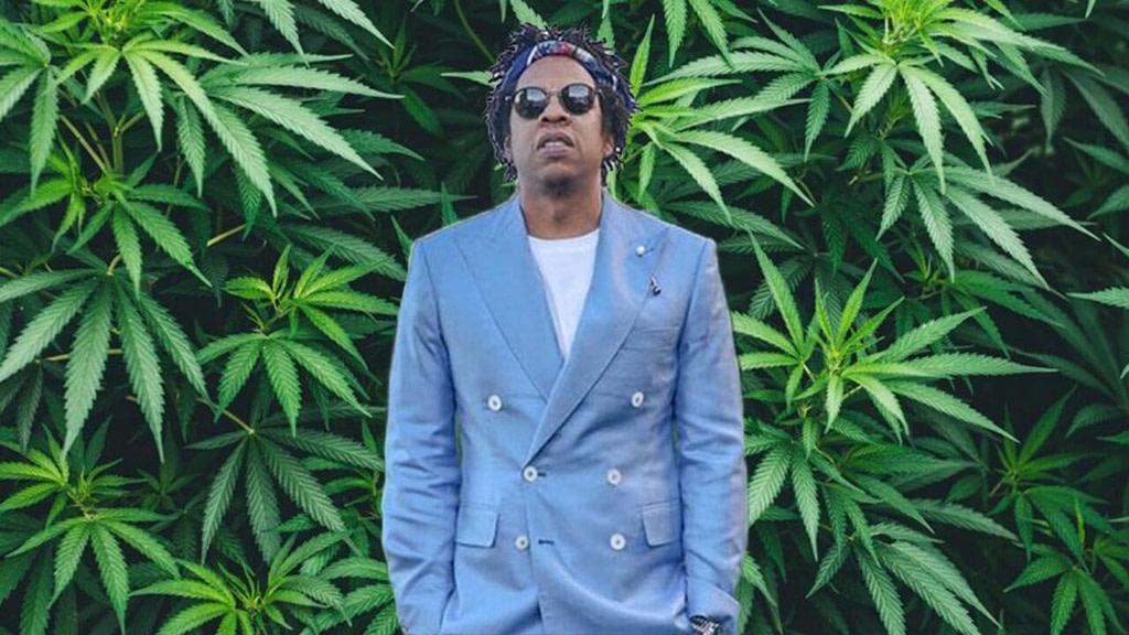 El rapero Jay-Z hace su debut en la industria de la marihuana