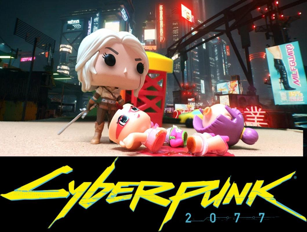Cyberpunk 2077: te presentamos el meme del mes