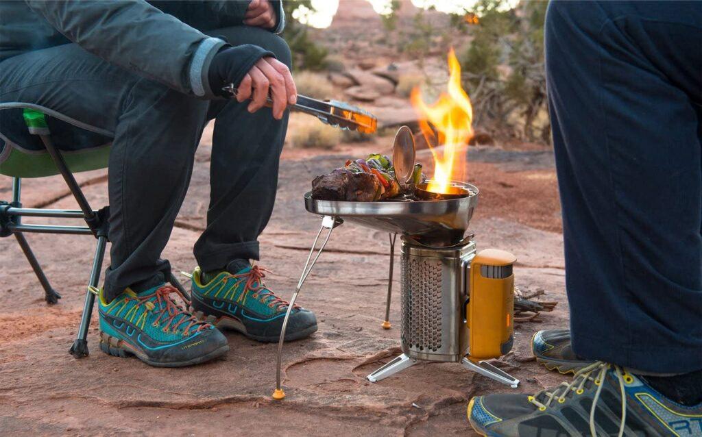 camping accesorios cocina tecnologia