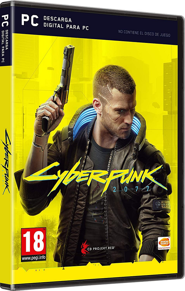 cyberpunk 2077 juego 2020