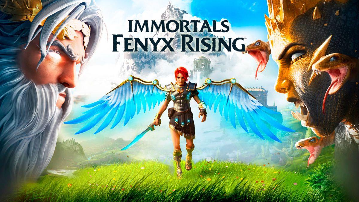 Immortals Fenyx Rising: Análisis del juego