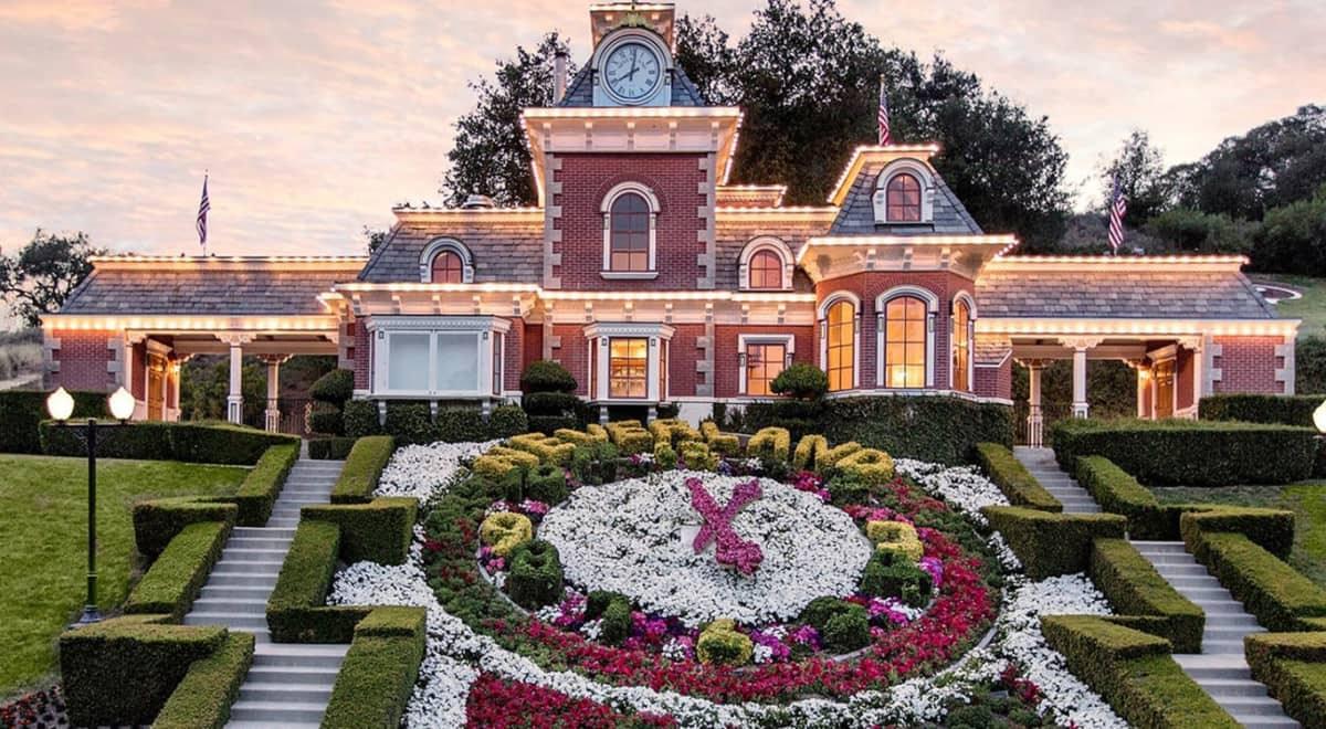 Se vende el Rancho Neverland de Michael Jackson