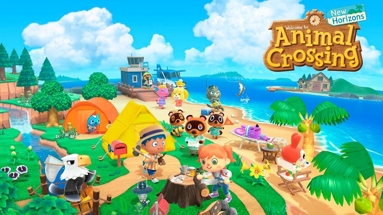 Animals Crossing: New Horizons