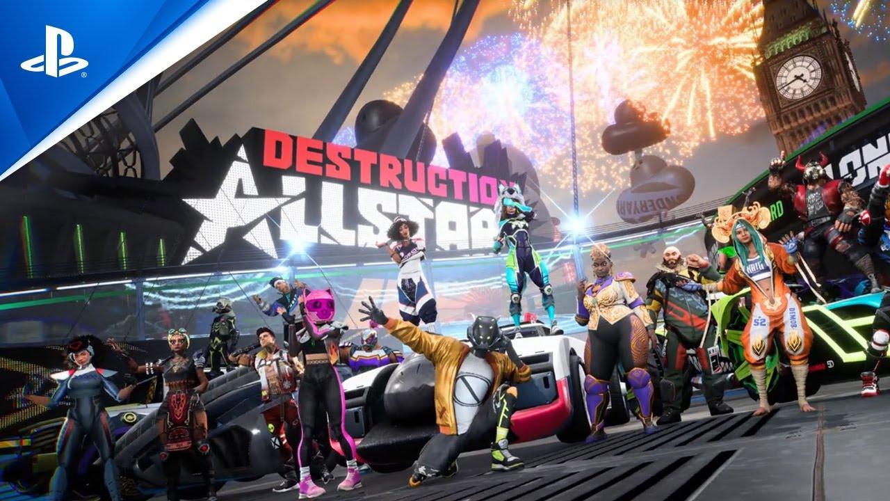 Destruction AllStars: El nuevo videojuego para Ps5