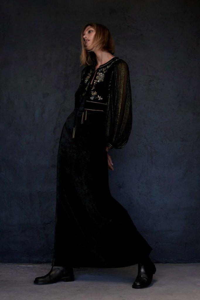 Zara lanza su nueva colecci贸n de terciopelo para Navidad