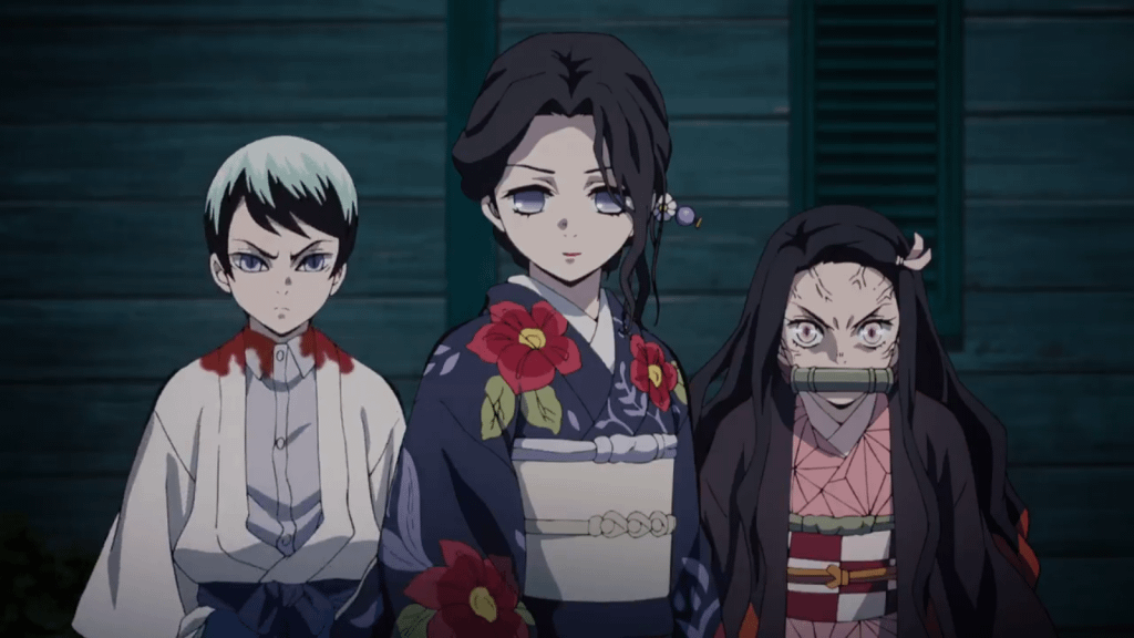 Resumen de Kimetsu no Yaiba: Primera Temporada