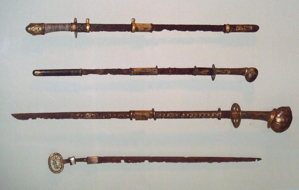 Katana, el arma de los Samurái
