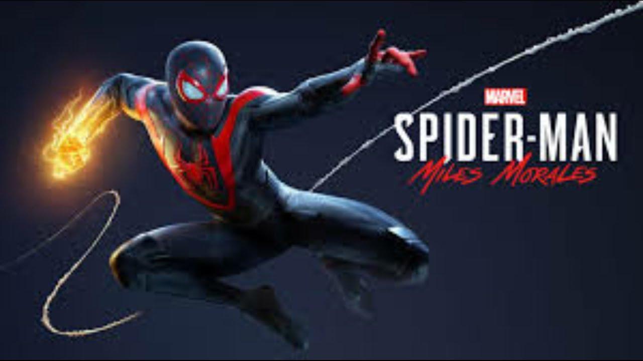 Spider-Man: Miles Morales.