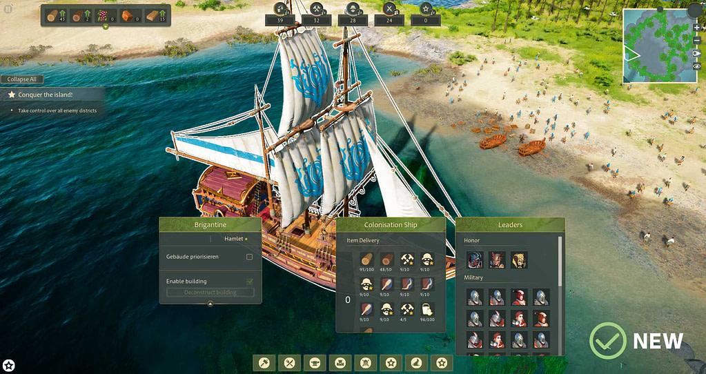 The Settlers: nuevos detalles sobre el videojuego de Ubisoft