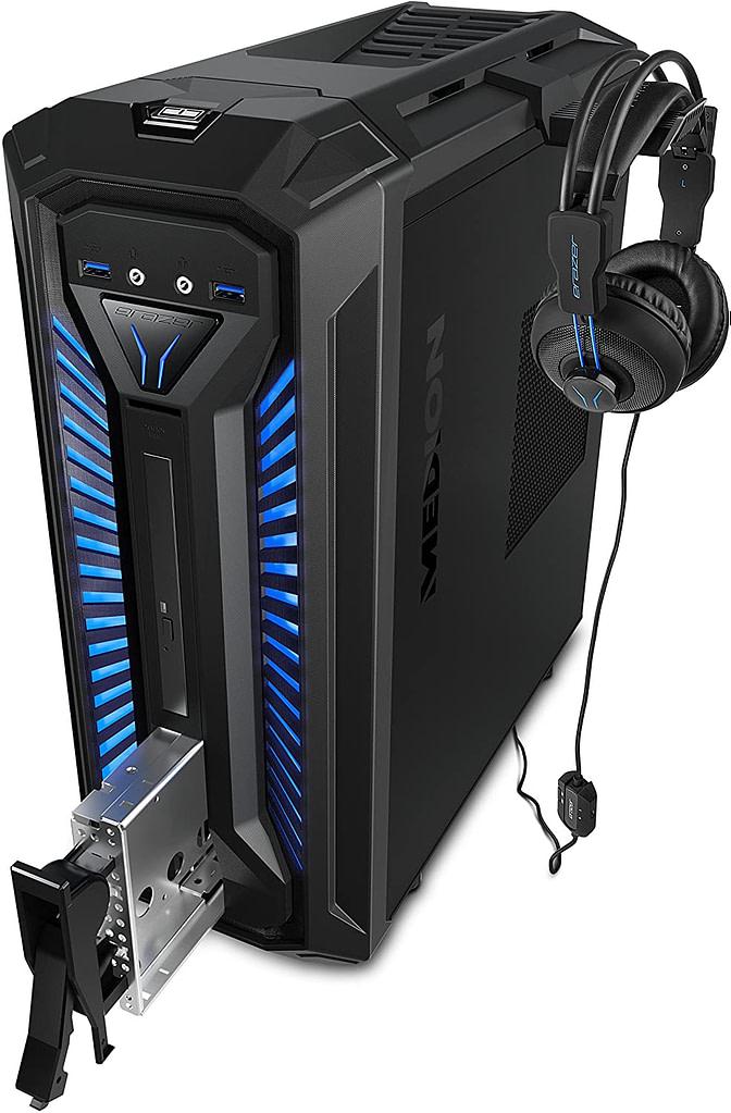 Estas son las mejores ofertas en PC para videojuegos de estas navidades 2020  MEDION 10022688 X30 RGB -