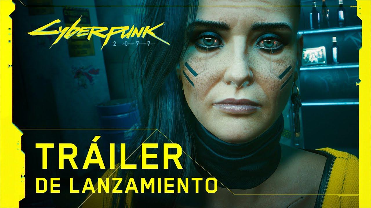 Tráiler de Lanzamiento de Cyberpunk 2077 y análisis del mismo