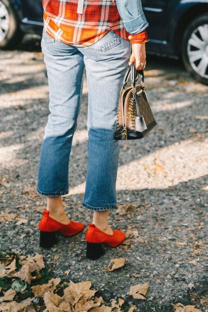 Â¡Zapatos rojos! Aprende a combinarlos como una experta fashionista