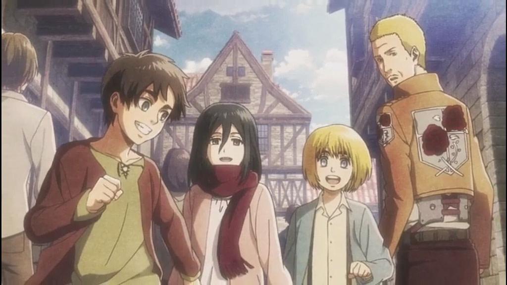 5 Personajes más Importantes de Shingeki no Kyojin