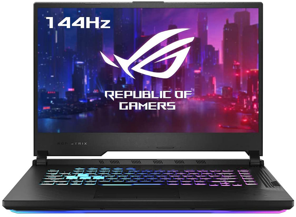 Estas son las mejores ofertas en PC para videojuegos de estas navidades 2020   ASUS ROG Strix G15 G512LV-HN090