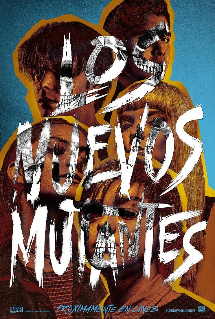 los nuevos mutantes marvel 2020