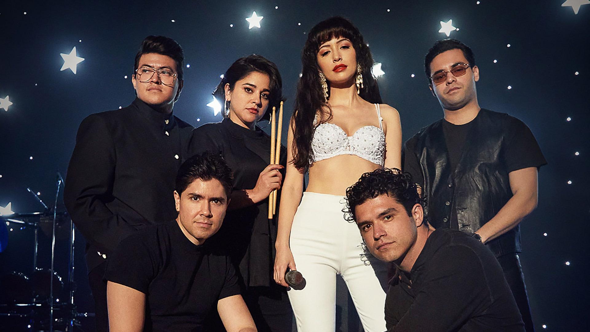 Selena LA SERIE Elenco completo