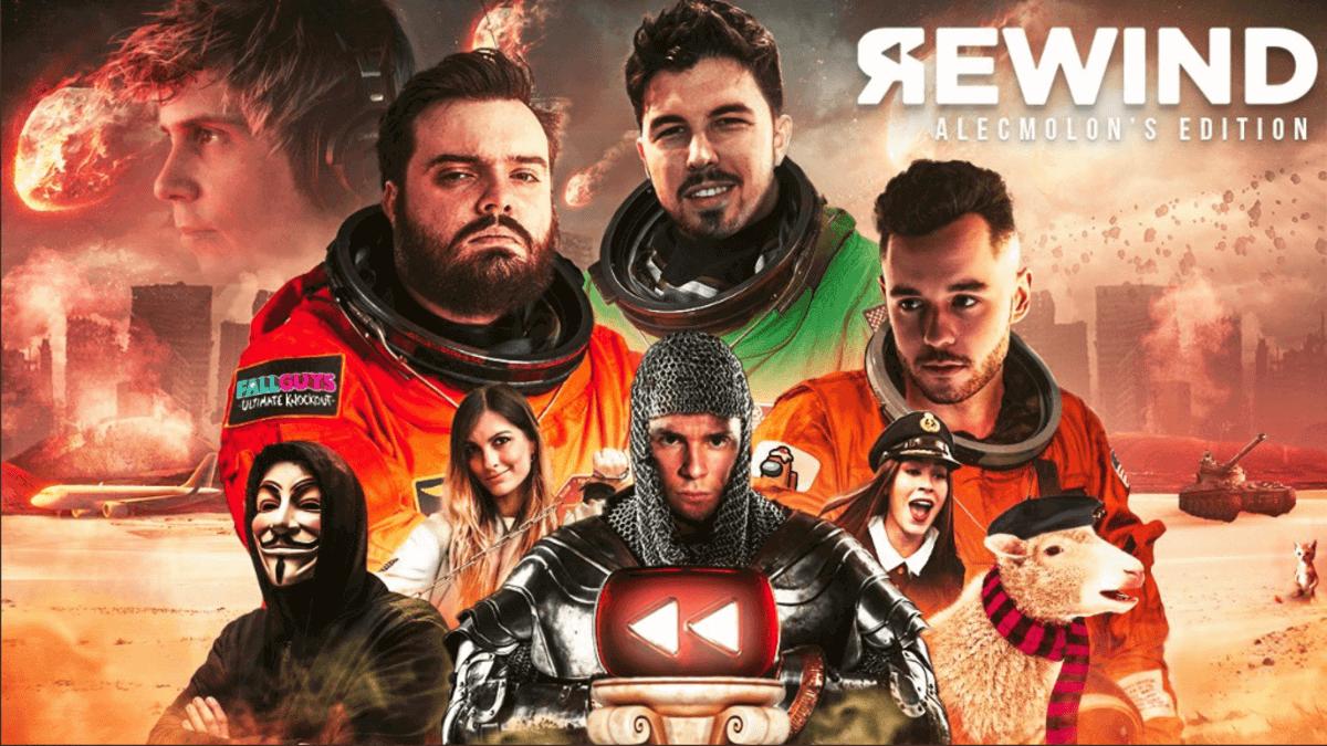 El Rewind hispano de YouTube 2020 ha llegado finalmente
