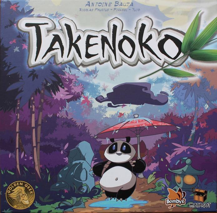 Takenoko, juego de mesa 2020